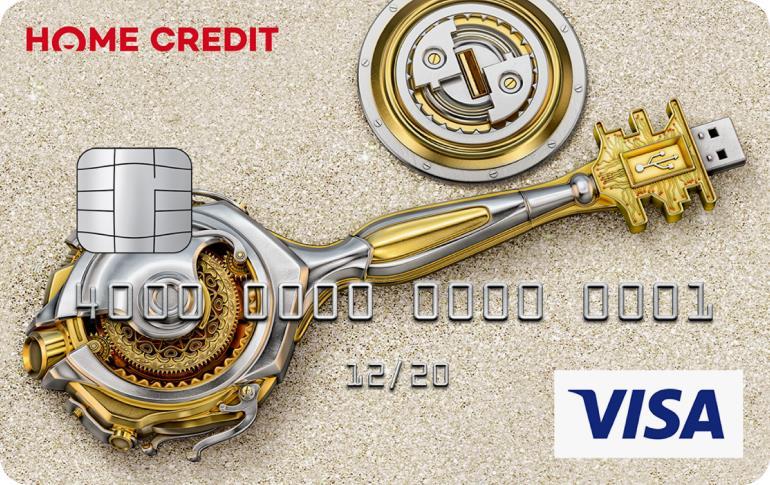 Льготный период по кредитной карте Хоум Кредит банка